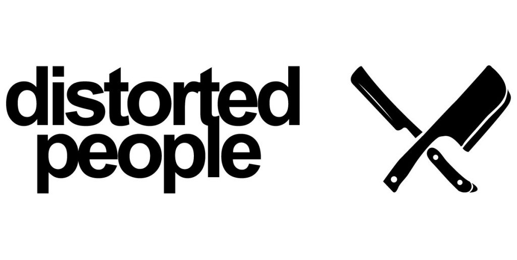 NEU im Sortiment: distorted people